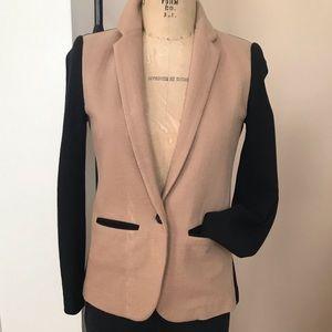 Jcrew color block jacket
